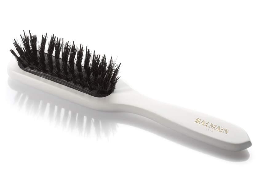 La brosse à extensions