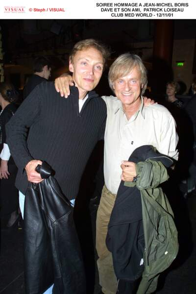 Dave et Patrick Loiseau