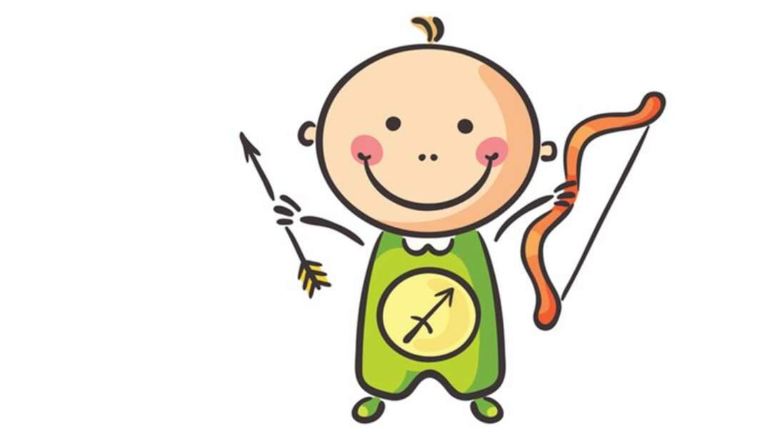 Horoscope du bébé Sagittaire : son profil astro par Marc Angel