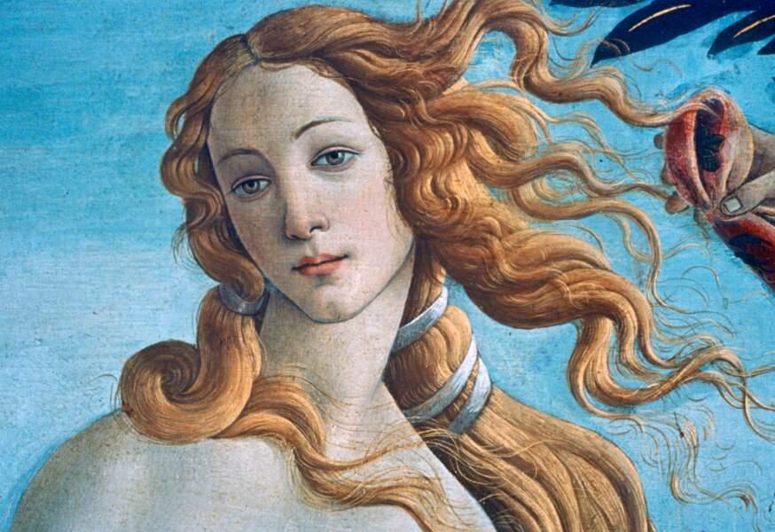 """""""La Naissance de Vénus """" de Botticelli"""