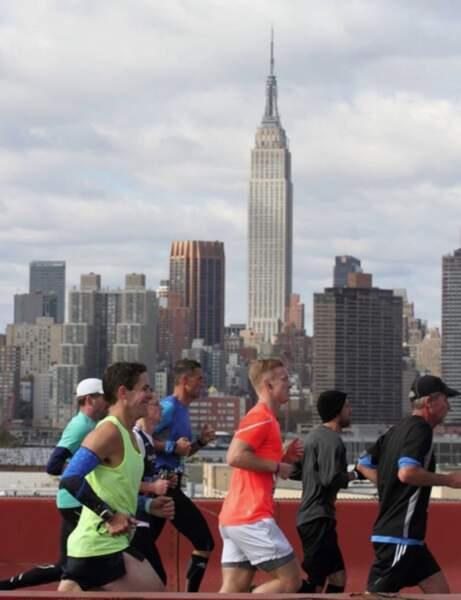 8 – Le marathon de New York