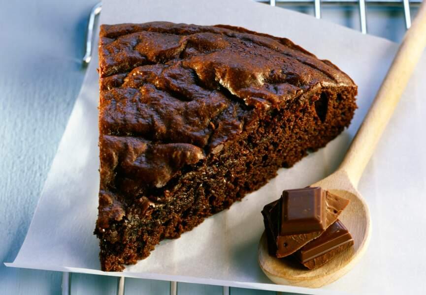 Le gâteau minute au chocolat inratable