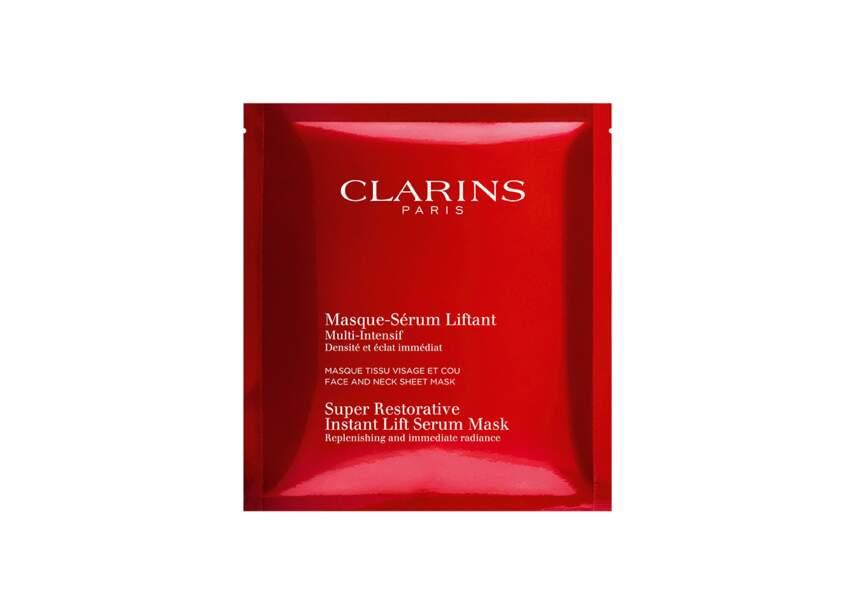 Le Masque Sérum Liftant Multi-intensif Clarins