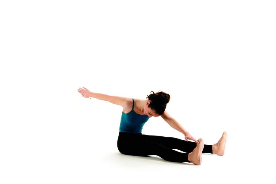 Séance de Pilates express avant d'aller se coucher : Saw (suite)