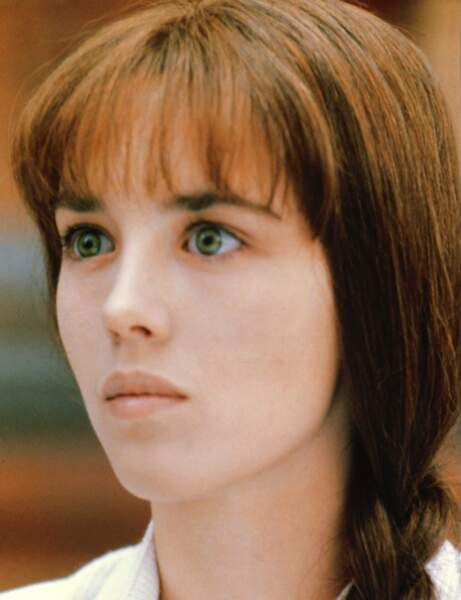 Isabelle Adjani avant