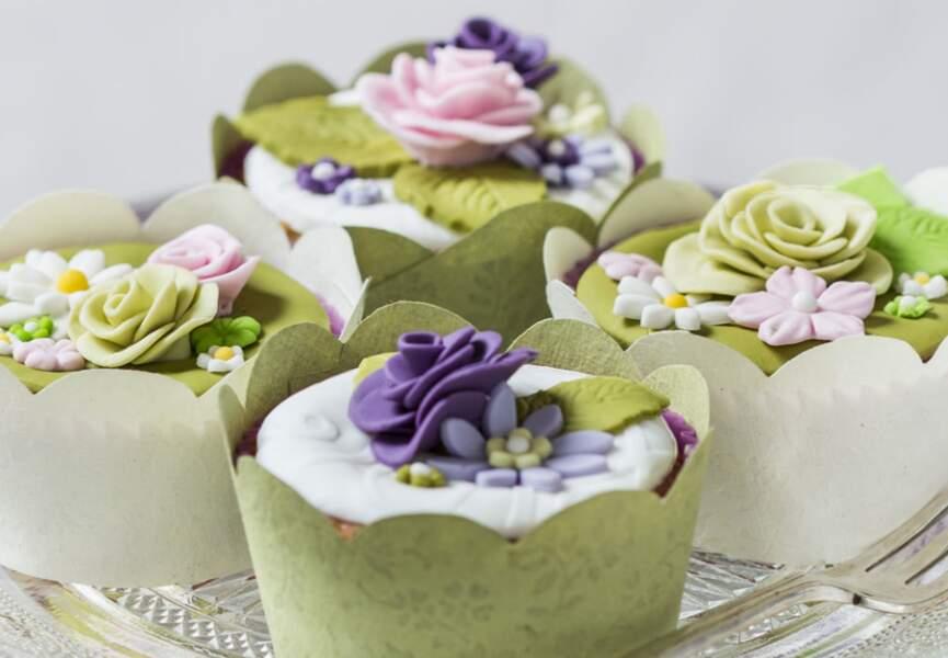 Habiller mes cupcakes !