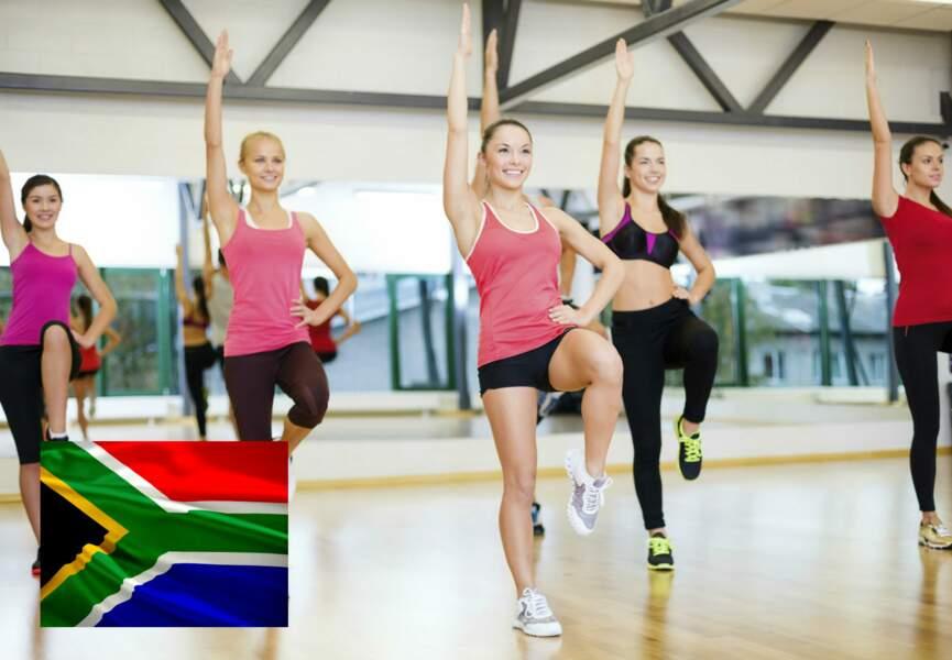 En Afrique du Sud, le Bokwa, le step 2.0
