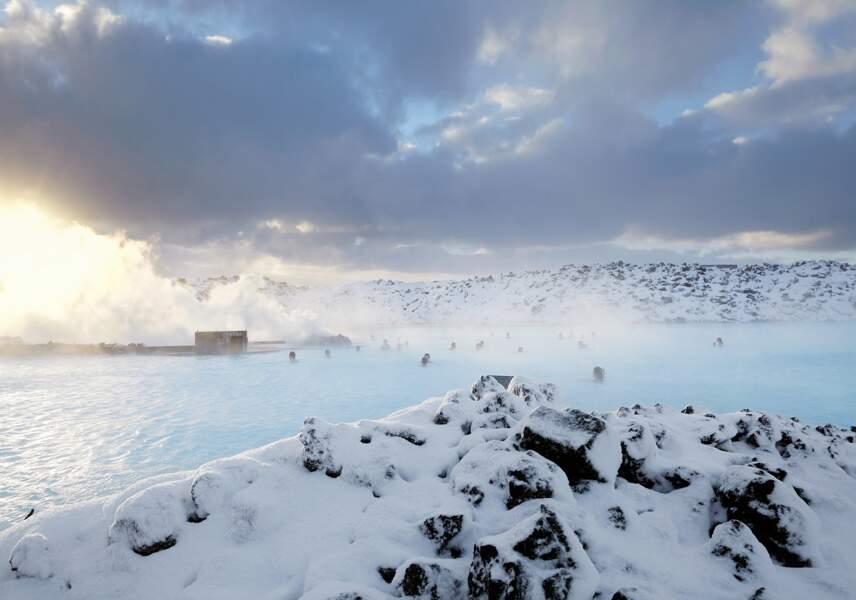 Géothermique en Islande