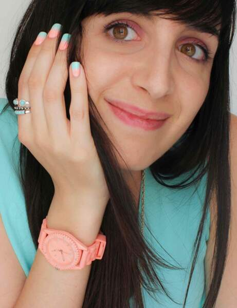 Notre blogueuse, Faustine