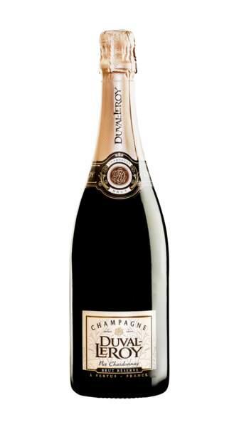 Pur chardonnay de Duval-Leroy