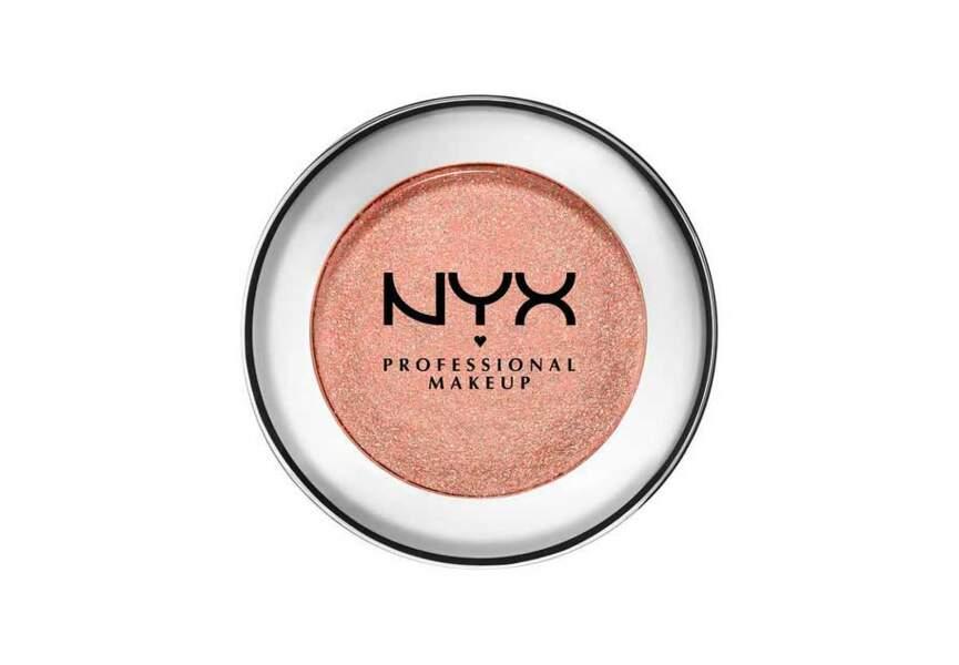Le Prismatic Shadows Sunset Daze Nyx Cosmetics