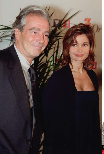 Evelyne Bouix et Pierre Arditi...