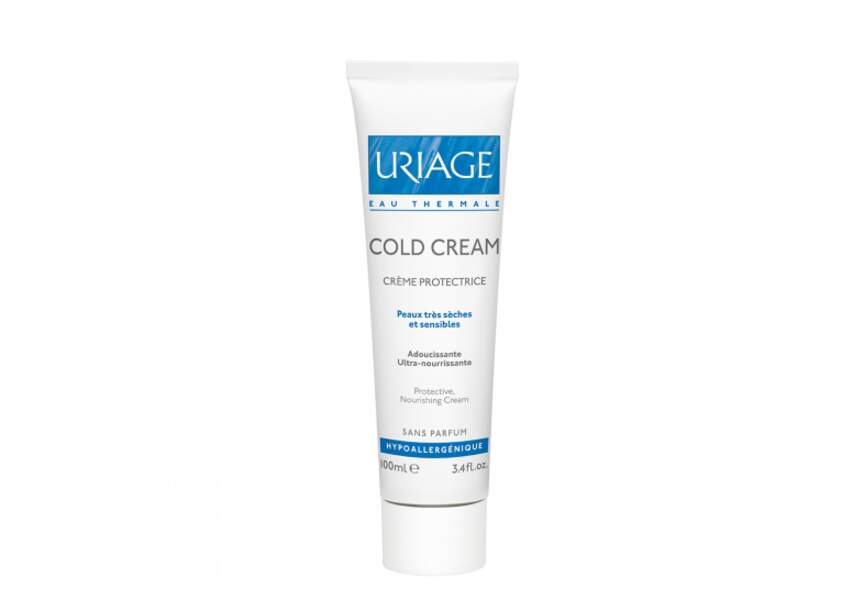 Le cold cream crème protectrice Uriage