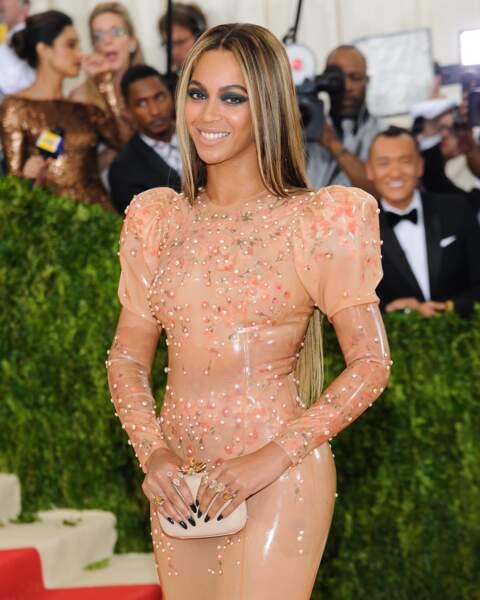 ...Beyoncé