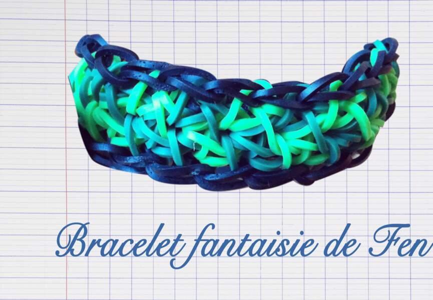 Le bracelet Fantaisie de Fen