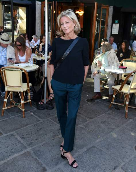 Claire Chazal, 61 ans