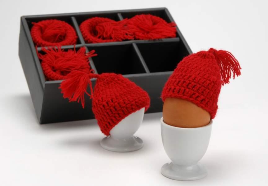 Des œufs bien au chaud
