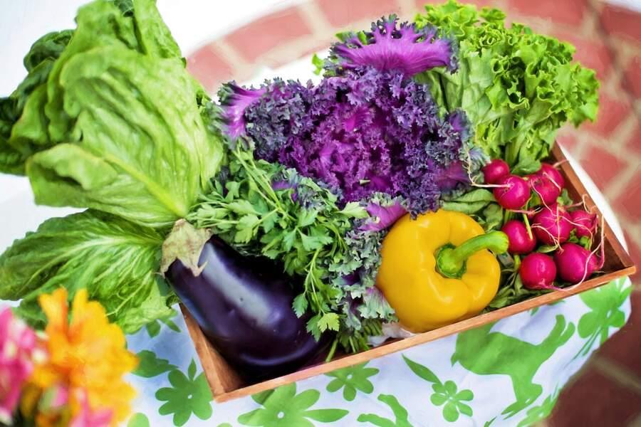 Les légumes à volonté