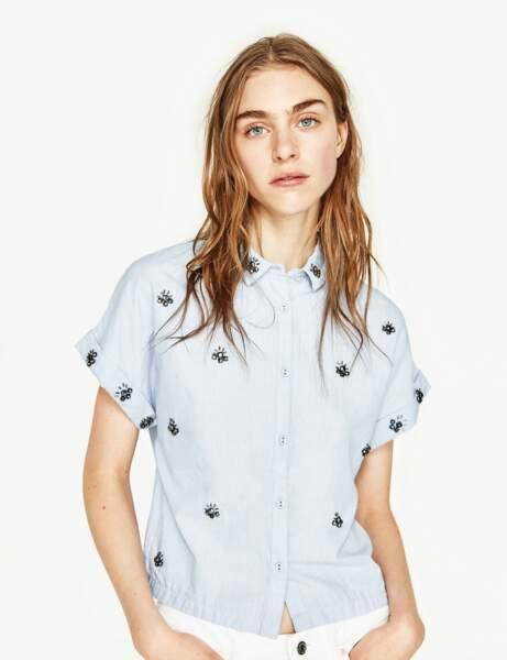 La chemise bijou
