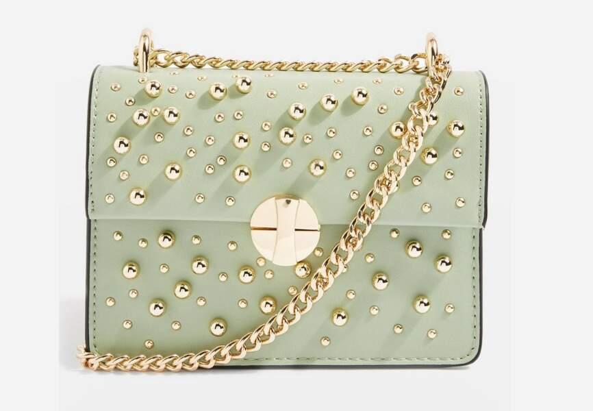 Accessoire tenue de mariage & cérémonie : mini sac à perles
