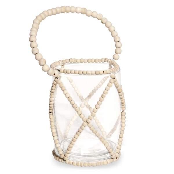 Bougeoir perles
