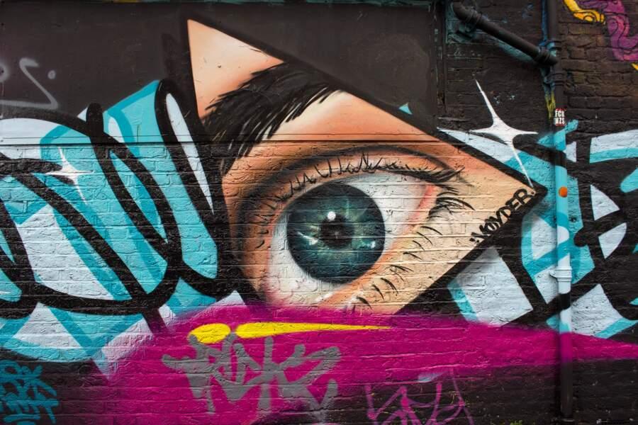 Découvrir le Street Art dans l'East London