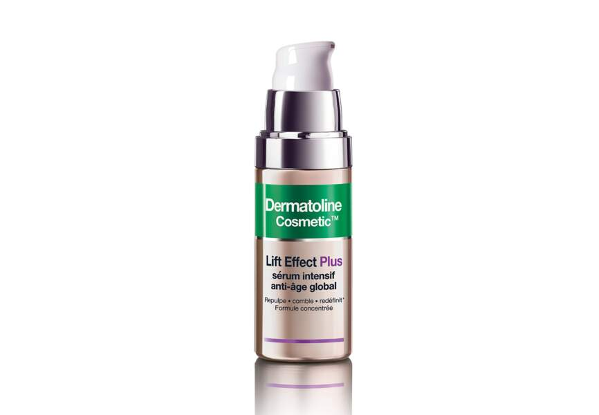 Le Sérum Intensif anti-âge global Lift Effect Plus Dermatoline Cosmetic