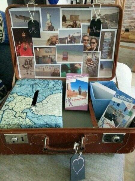 Chéri, fais ta valise !