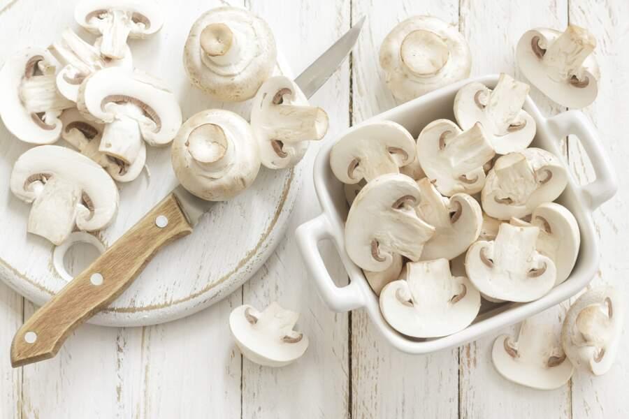 Le régime champignons
