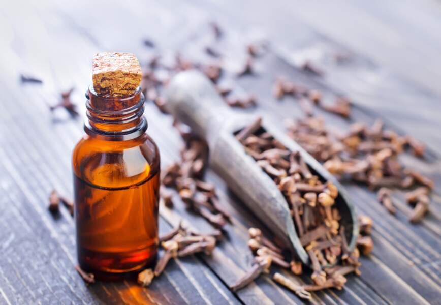 L'huile essentielle de giroflier : contre les douleurs dentaires