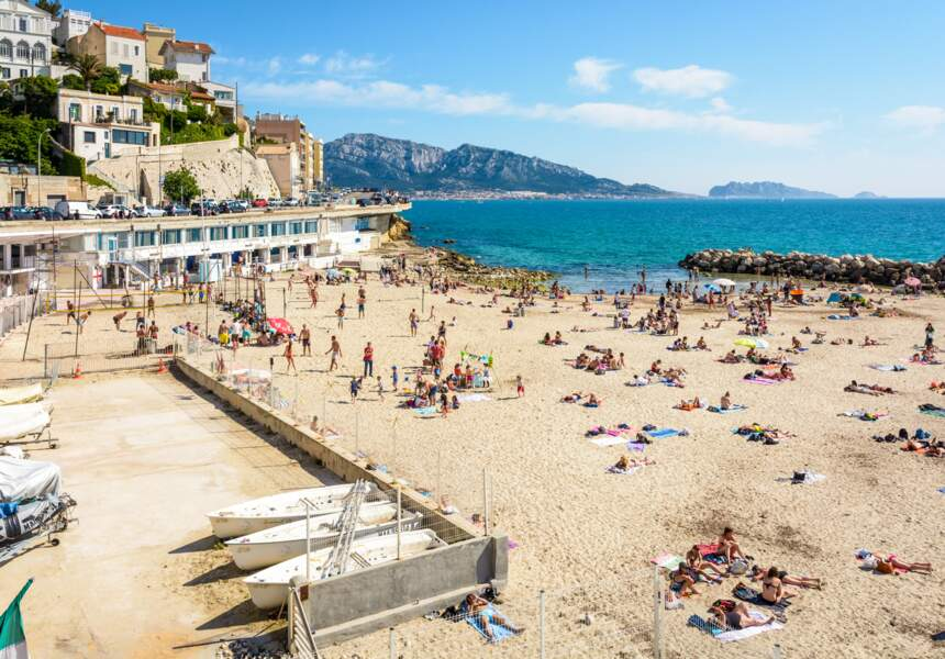 #4 Plage du Prophète, Marseille