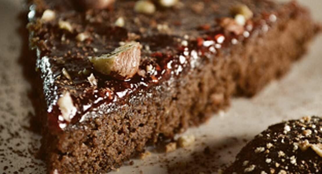 Gâteau à la pralinoise moelleux