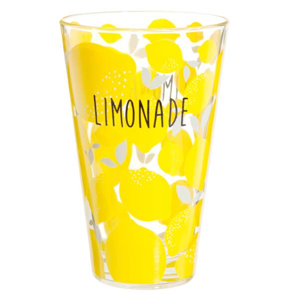 Verre à limonade Maisons du Monde
