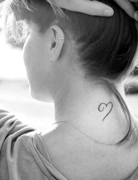 Un coeur stylisé