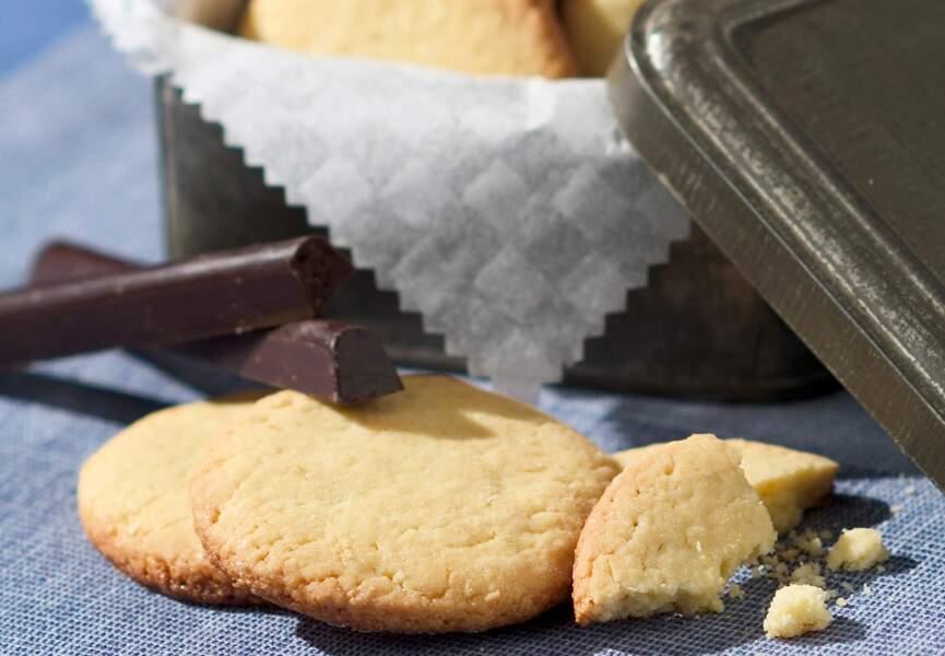 Biscuit sablé breton
