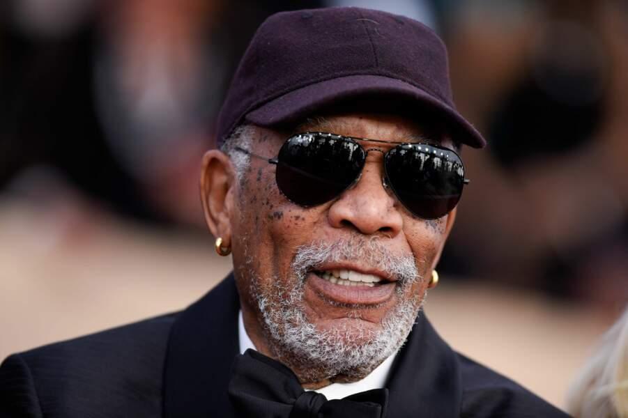 Morgan Freeman, atteint de fibromyalgie