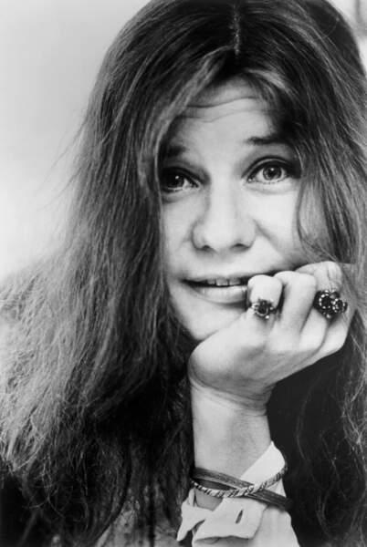 Les longueurs hippies de Janis Joplin