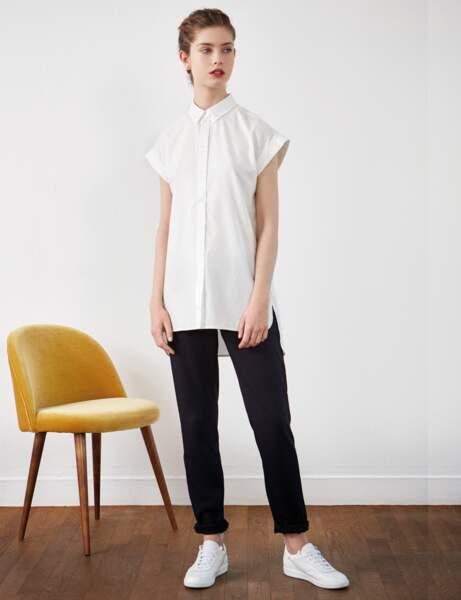 Pantalon de tailleur : moderne