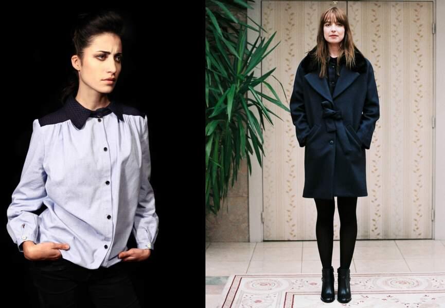 La mode parisienne de Wanted Gina