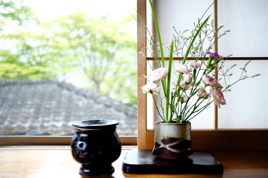 L'ikebana : pour trouver l'harmonie