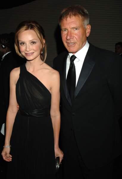 Harrison Ford et Calista Flockhart...