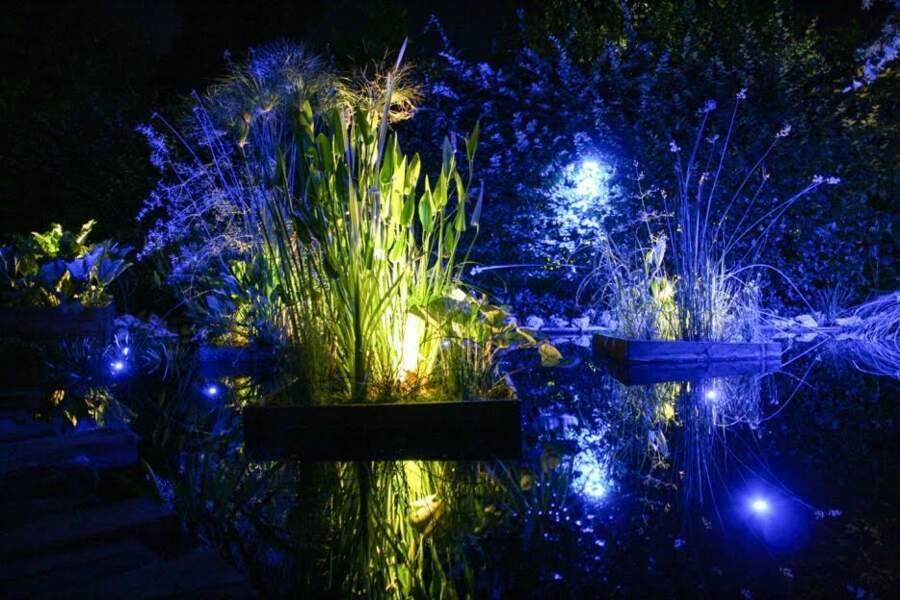 Au domaine de Chaumont-sur-Loire, des jardins féériques