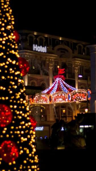 Fête de Noël à Lisbonne