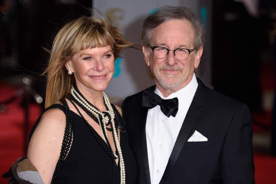 ...se rencontrent sur le tournage d'Indiana Jones et le Temple maudit en 1984 et se marient en 1991