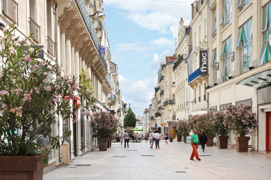 Angers est aujourd'hui un centre névralgique pour les cyclistes