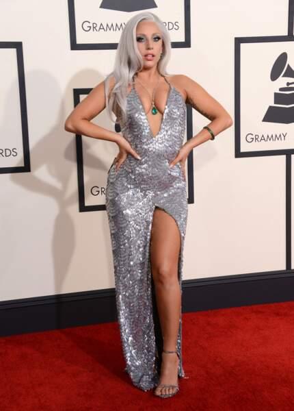 ...Lady Gaga