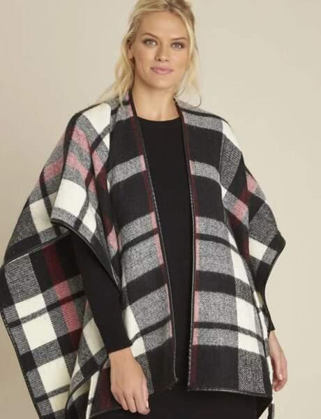 Manteau tendance: poncho