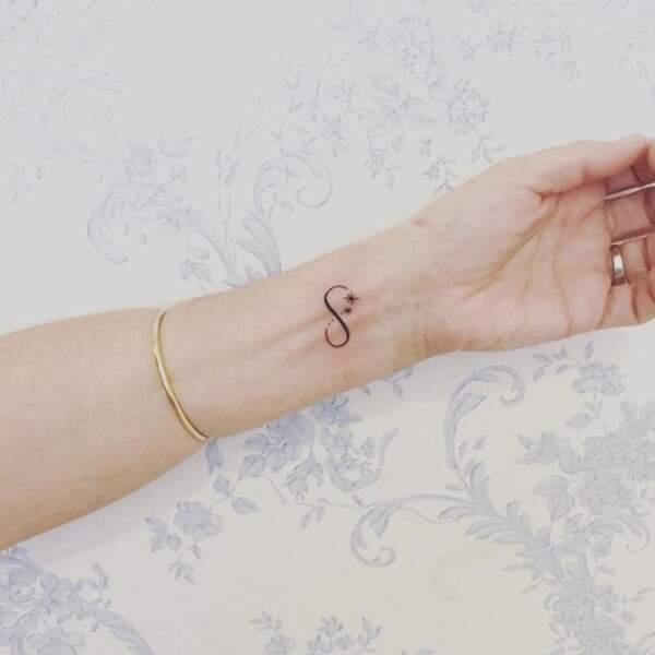 Le tatouage infini