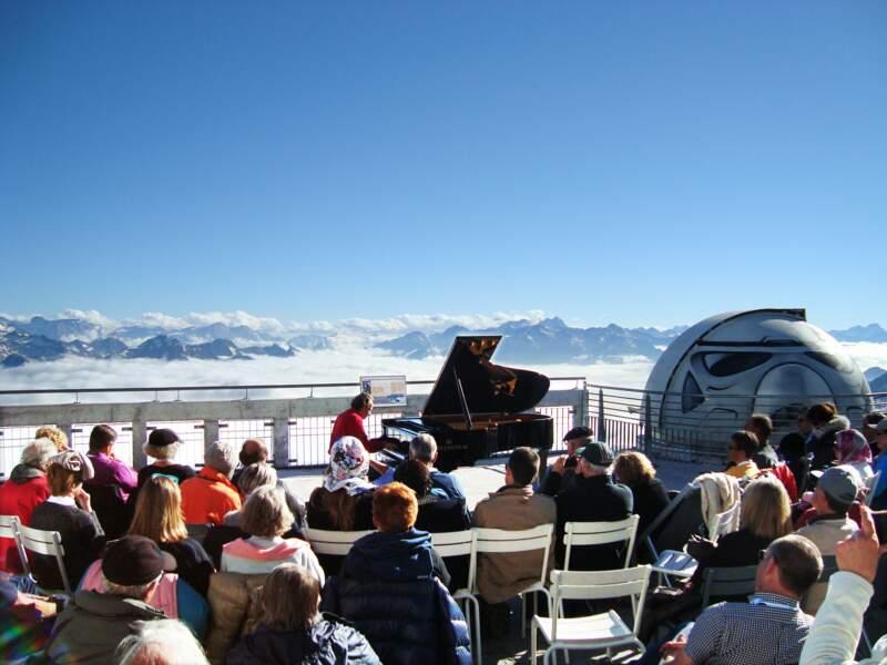 Festival Piano Pic, à Bagnères-de-Bigorre : le clavier au sommet