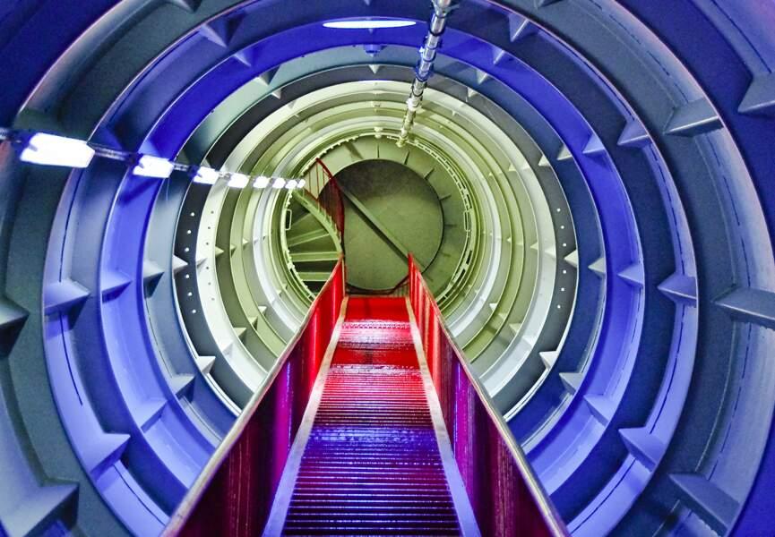 Visitez l'Atomium
